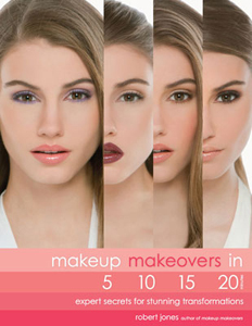 makeup makeovers in 5, 10, 15 and 20 minutes