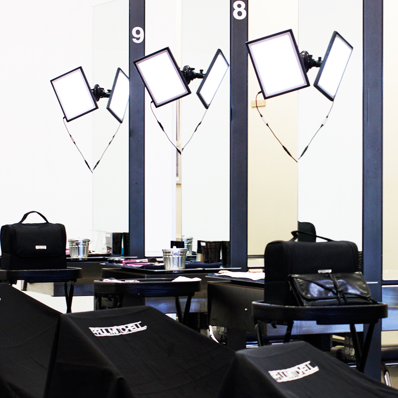 Basic Light Kit For Salon Or Makeup Stations