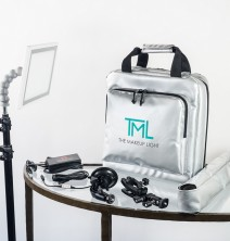 the makeup light pro package - nickel